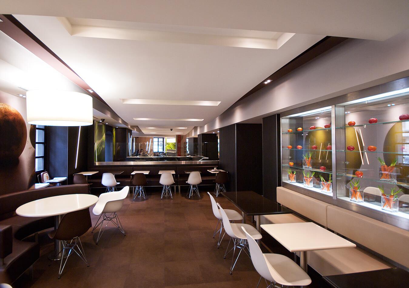 Restaurantes mcdonalds espa a comon - Estudios arquitectura espana ...